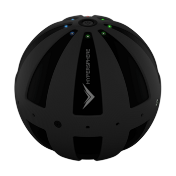 Гиперсфера, шар массажный,вибрационный HyperSphere MATTE BLACK One Size